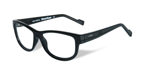 Wiley-X Marker Optical Eyeglass Collection in Gloss-Black (WS