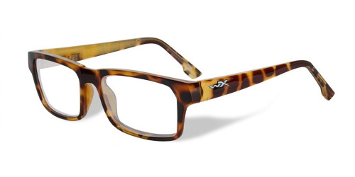 Wiley-X Profile Optical Eyeglass Collection in Gloss-Demi-Brown (WSPRF04)