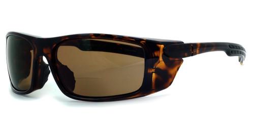 Calabria 207BF Bi-Focal Safety Reading Sunglasses