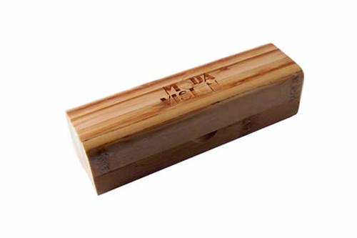 Moda Vision Genuine Bamboo Eyeglass Case
