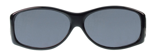 Jonathan Paul® Fitovers Eyewear Kids Extra-Small Glides in Midnite-Oil & Gray G002