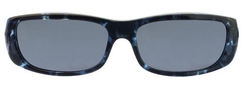 Jonathan Paul® Fitovers Eyewear Medium Sabre in Blue-Cloud & Gray SB001