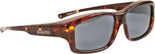 Jonathan Paul® Fitovers Eyewear X-Large Yamba in Dark-Tortoise & Gray YM003