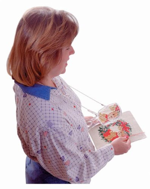 Hands Free Magnifying Glass MG11088