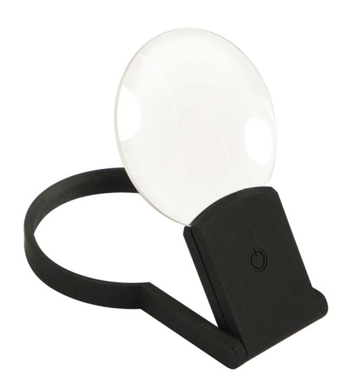 SE MB7008-3X Folding & Standing Magnifying Glass 2.5X Magnification
