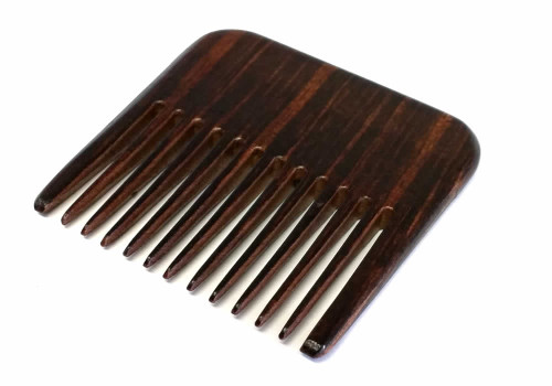 Speert Handmade Wooden Beard Comb #DC01K 2 Inches