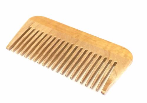 Speert Handmade Wooden Beard Comb #DC02 4 Inches