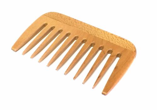 Speert Handmade Wooden Beard Comb #DC03 4 Inches
