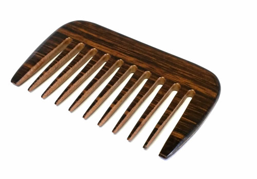Speert Handmade Wooden Beard Comb #DC03K 4 Inches