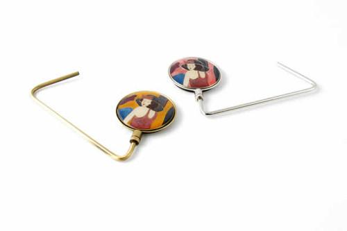 Speert Designer Handbag Hook Enamel Series (9354)
