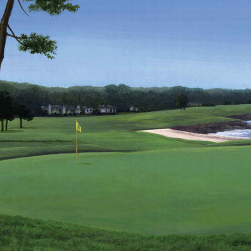 Golf Artwork 240-16-1 Micro Fiber Cleaning Cloth
