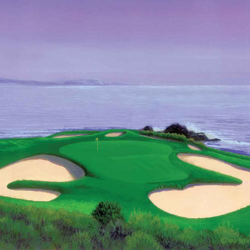 Golf Artwork 240-16-3 Micro Fiber Cleaning Cloth