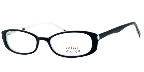 Visage Petite Designer Reading Glasses 102 in Tuxedo