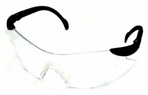 Rhino 91380 Clear Safety Glasses