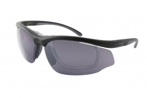 Sport Safety Glasses with Optical Rx Inserts PC106FM/ PR