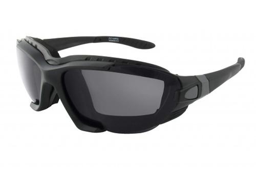 Polarized Sport Safety Glasses w/ Foam Padding & Head Band PC7140POL