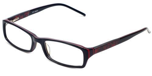Calabria Designer Reading Glasses 819 Black