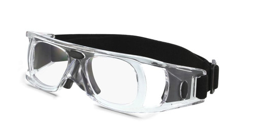 ProRX Half Court Safety Glass Z87.1+ Safety Rated Sport Goggle