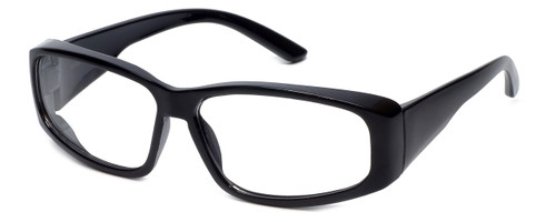 Global Vision Eyewear RX Safety Series RX-G in Black