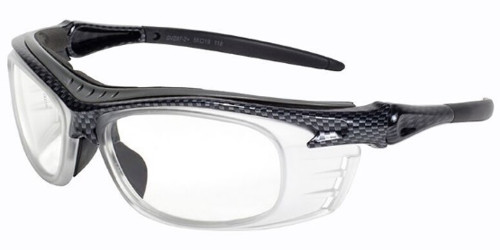 186ff13dc19 Ride Safety Glass Z87.1+ Safety Rated-Black w  Optical Rx Inserts ...