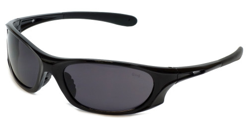 Global Vision Eyewear Full Lens RX Safety Series Ridge in Black