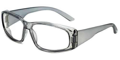 59ca87e2e6 Safety Eyewear - Prescription Safety Glasses - Full Lens Safety ...