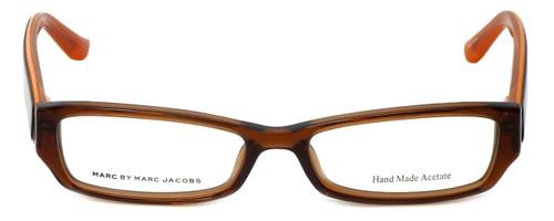 Marc Jacobs Designer Eyeglasses MMJ471-0QI4 in Brown-Orange  51mm :: Custom Left & Right Lens