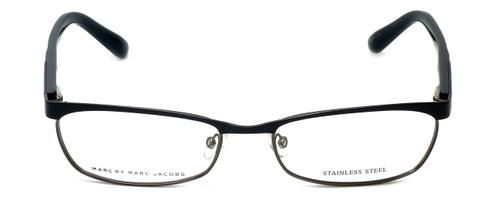 Marc Jacobs Designer Eyeglasses MMJ552-083E in Matte-Black 54mm :: Custom Left & Right Lens