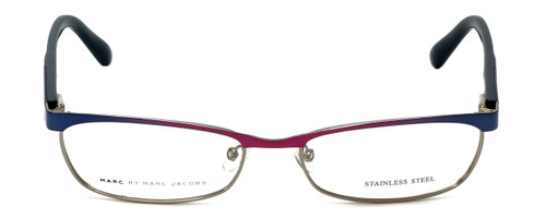 Marc Jacobs Designer Eyeglasses MMJ552-0Y2Y in Rainbow-Blue 54mm :: Custom Left & Right Lens