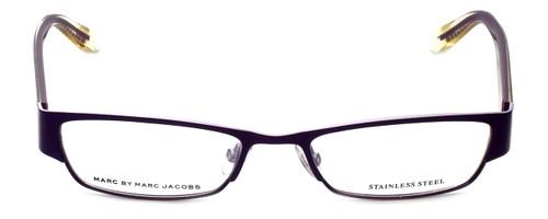 Marc Jacobs Designer Eyeglasses MMJ555-0MD9 in Violet 50mm :: Custom Left & Right Lens
