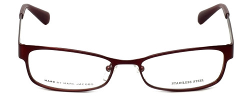 Marc Jacobs Designer Eyeglasses MMJ516-072A in Bordeaux 54mm :: Progressive