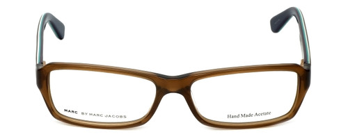 Marc Jacobs Designer Eyeglasses MMJ540-0JH1 in Brown 53mm :: Progressive