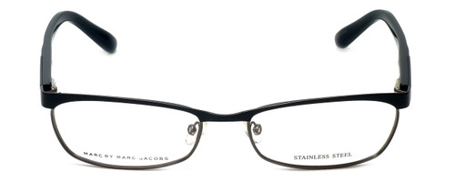 Marc Jacobs Designer Eyeglasses MMJ552-083E in Matte-Black 54mm :: Rx Bi-Focal