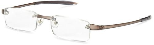Visualites Lightweight & Flexible Reading Glasses in Smoke