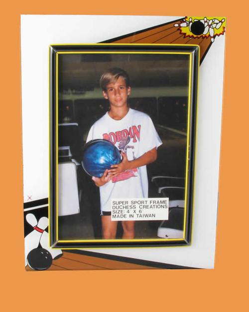 Speert Sports Photo Frame Bowling Theme (Vertical)