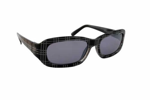 Calabria Fashion Sunglasses Plaid Sun