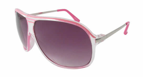 Calabria Fashion Sunglasses That 70s in Pink