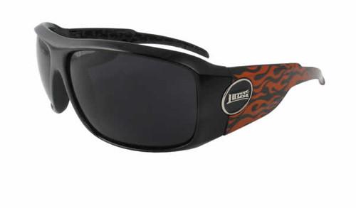 Calabria Fashion Sunglasses Loc 7 in Orange