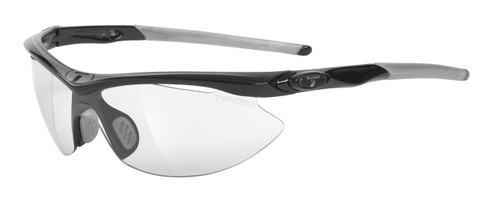 Tifosi High Performance Sunglasses Slip in Race-Silver & Fototec™ Light Night Transition Lens
