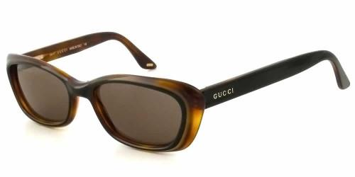 Gucci Designer Sunglasses 2415 in Black-Tortoise