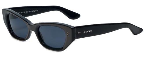 Gucci Designer Sunglasses 2418 in Grey-Black