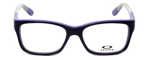 Oakley Designer Eyeglasses Blameless OX1103-0352 in Purple 52mm :: Rx Single Vision