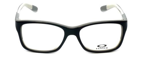 Oakley Designer Eyeglasses Blameless OX1103-0152 in Black 52mm :: Progressive