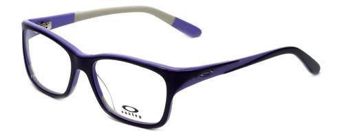 Oakley Designer Eyeglasses Blameless OX1103-0352 in Purple 52mm :: Progressive