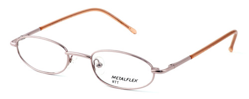Calabria Kids Fit MetalFlex Designer Reading Glasses TT in Pink