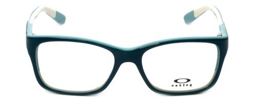 Oakley Designer Eyeglasses Blameless OX1103-0452 in Teal 52mm :: Rx Bi-Focal