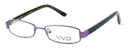 Calabria Viv Kids 117 Designer Reading Glasses in Lilac