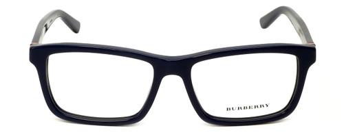 Burberry Designer Eyeglasses BE2188-3514 in Blue 55mm :: Custom Left & Right Lens