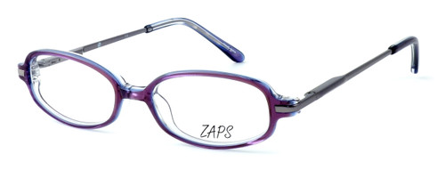 Calabria Viv Kids Zaps 3 Designer Reading Glasses in Purple