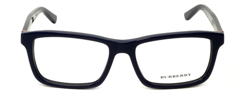Burberry Designer Eyeglasses BE2188-3514 in Blue 55mm :: Rx Single Vision